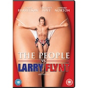 The People Vs Larry Flynt DVD