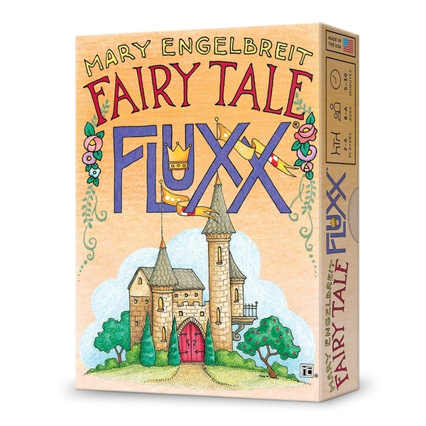 Fairy Tale Fluxx Card Game - Image 1