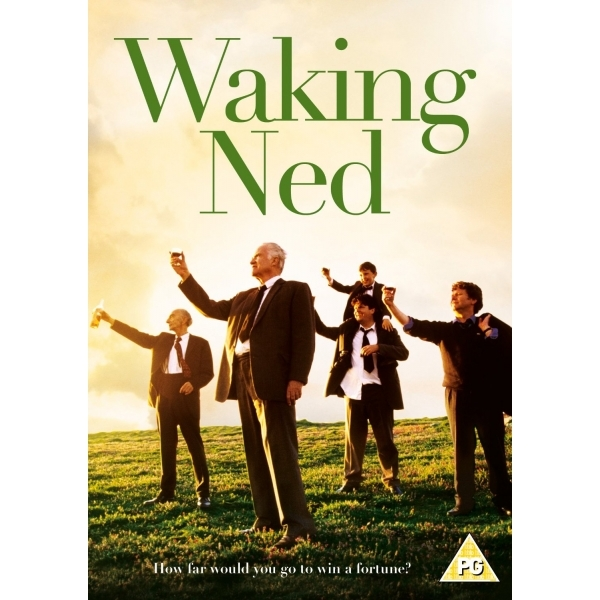 Waking Ned DVD