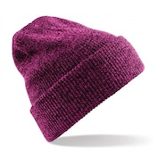 Antique Burgundy Heritage Knitted Beanie ZT