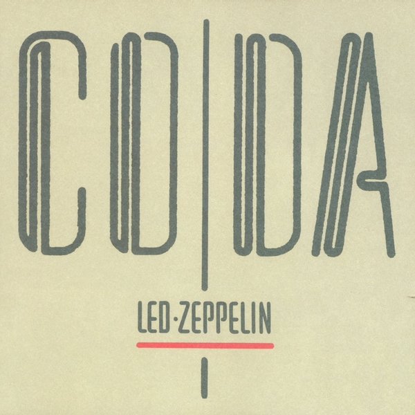 Led Zeppelin - Coda Vinyl
