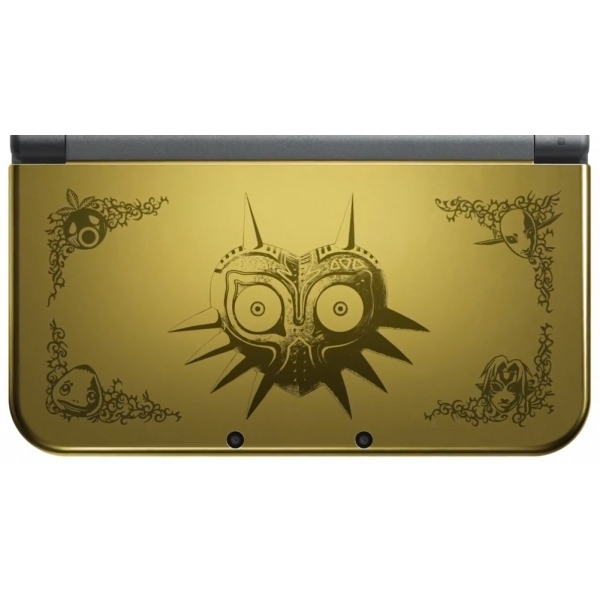 New Nintendo 3DS XL Handheld Console Majoras Mask Special Edition (Australian Version) - Image 2