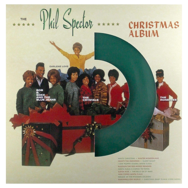 Phil Spector - A Christmas Gift for You Coloured  Vinyl