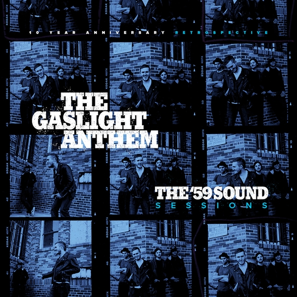 Gaslight Anthem - The 59 Sound Sessions (Deluxe Edition) Vinyl