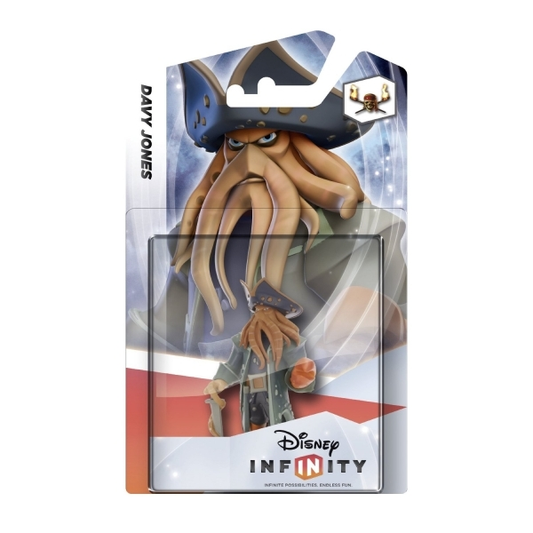 Disney Infinity 1.0 Davy Jones (Pirates of the Caribbean) Character Figure