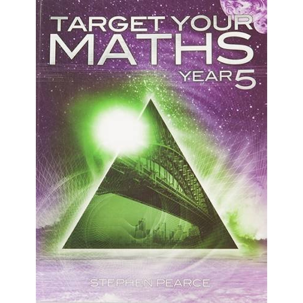 Target Your Maths Year 5 by Stephen Pearce (Paperback, 2014)