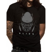 Alien Covenant - Xeno And Logo Men's Small T-Shirt - Black