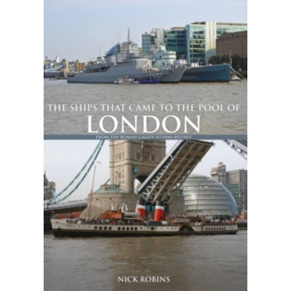 The Ships That Came to the Pool of London : From the Roman Galley to HMS Belfast