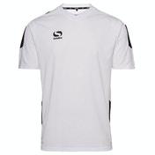 Sondico Venata Training Jersey Adult X Large White/White/Black