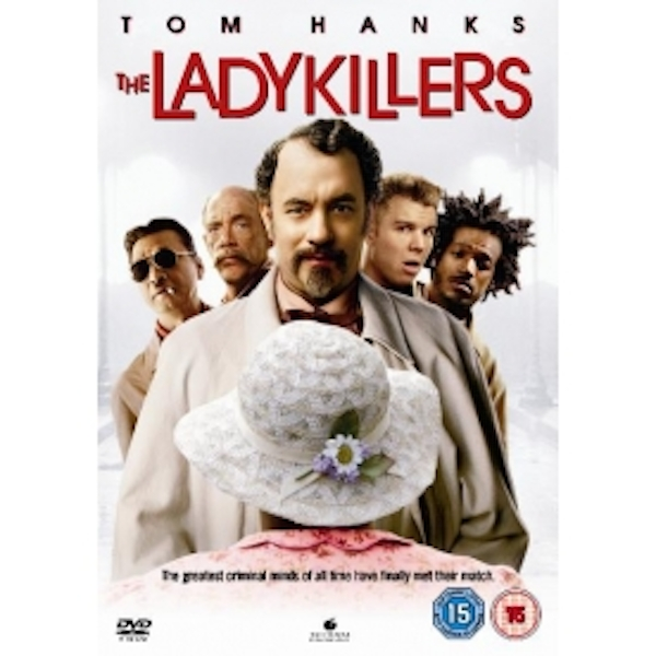 Ladykillers DVD