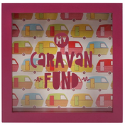 Caravan Money Box Frame