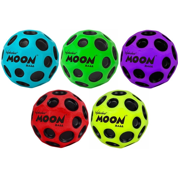 Waboba Moon Ball (Pack of 25) Assorted 63mm