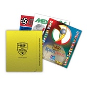 Panini Heritage FIFA World Cup Sticker Collection Lithographic Prints - Limited Edition