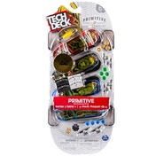 Tech Deck Multipack Playset - 4 Random Styles