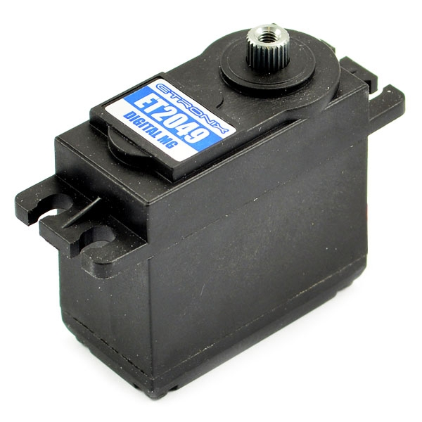 Etronix 20.3Kg/0.16S Standard Digital Servo Metal Gear