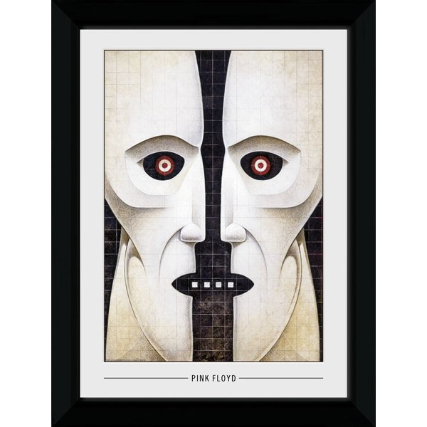 Pink Floyd Mask Collector Print