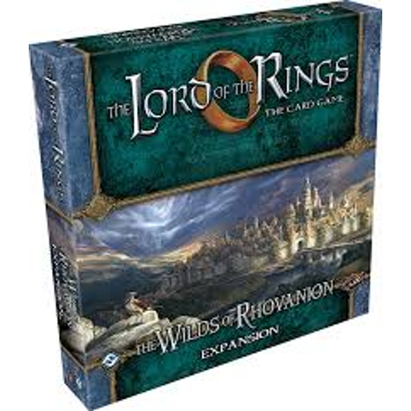 Lord of the Rings LCG The Wilds of Rhovanion Expansion