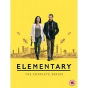 Elementary: The Complete Series DVD