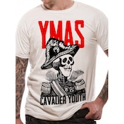 You Me At Six - Cavalier Youth Men's Medium T-Shirt - White