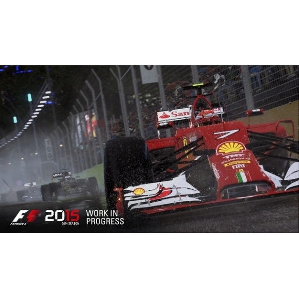 Formula 1 F1 2015 PC Game - Image 3