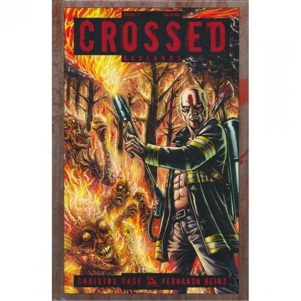 Crossed  Volume 17 (Hardcover)