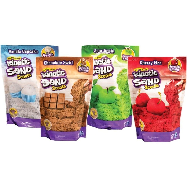 Scented Kinetic Sand (1 At Random)