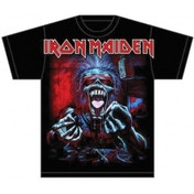 Iron Maiden A Real Dead One Mens T Shirt: Small