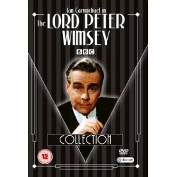 Lord Peter Wimsey - Complete Boxed Set DVD