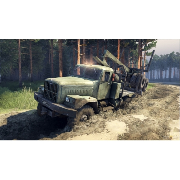 Spintires Off Road Truck Simulation PC Game - Image 4