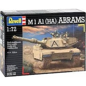 M 1 A1 (HA) Abrams 1:72 Revell Model Kit