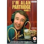 I'm Alan Partridge Complete BBC Series 2 DVD