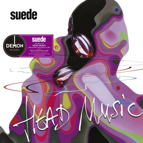 Suede - Head Music Vinyl