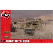 Tiger 1 Early Production Version 1:35 Tank Air Fix Model Kit [Damaged Packaging]