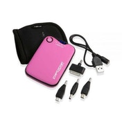 Veho PEBBLE Verto Portable Charger 3700mAh in Pink