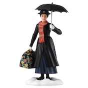 Practically Perfect (Mary Poppins) Enchanting Disney Figurine