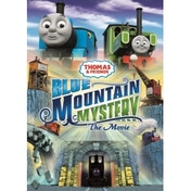 Thomas & Friends Blue Mountain Mystery DVD