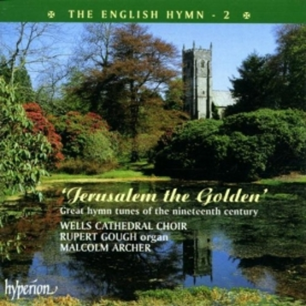 English Hymn Vol.2 - The Jerusalem Golden CD