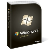 Windows 7 Ultimate 64bit DVD and COA (OEM) No Retail Packaging