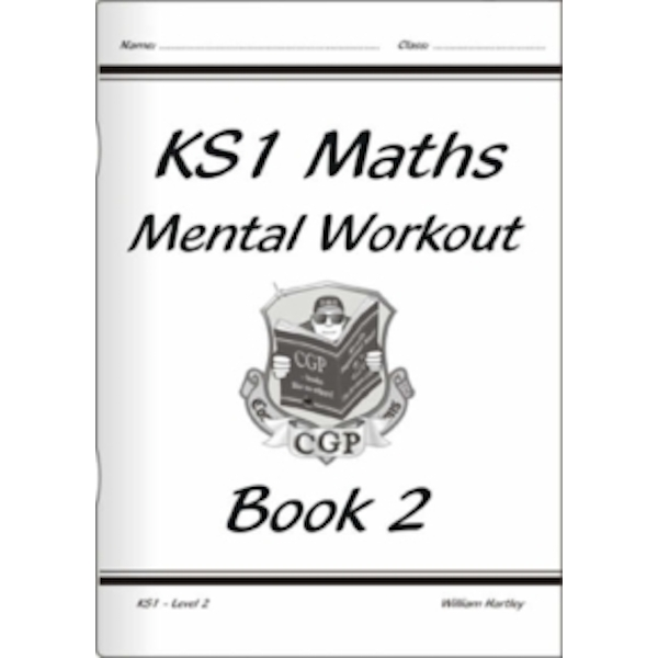KS1 Mental Maths Workout - Book 2, Level 2 by CGP Books (Paperback, 2002)