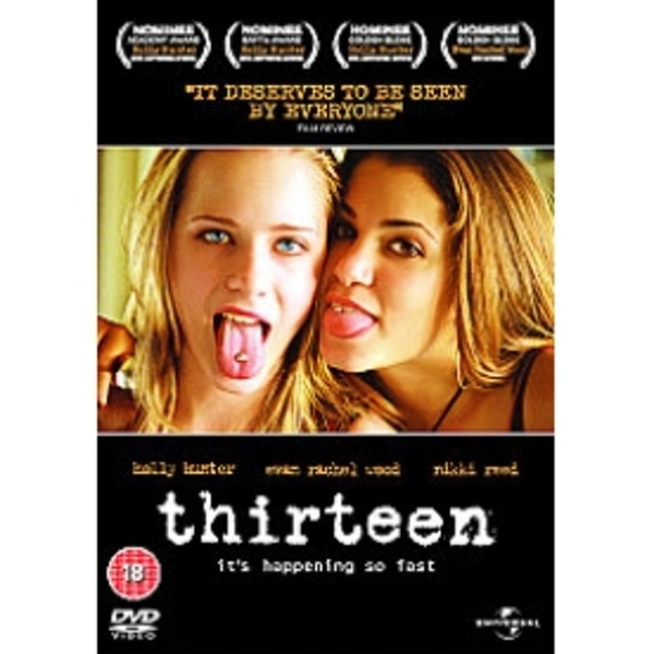 Thirteen 2003 DVD