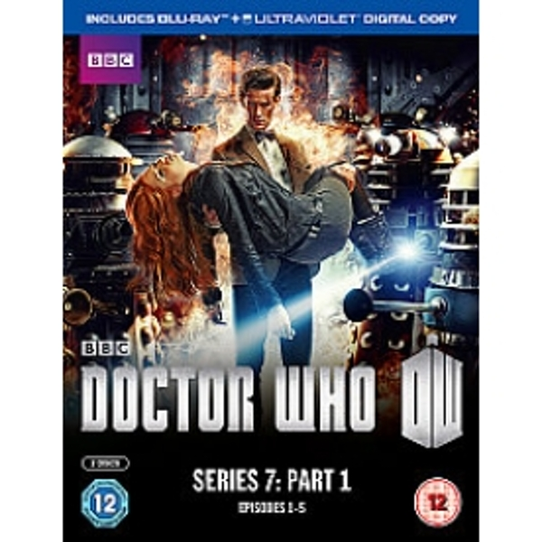 Doctor Who Series 7 Part 1 Blu-ray
