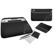 IMP 5-in-1 Protect & Play Accessory Kit In Black Wii U