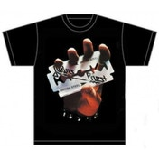 Judas Priest British Steel Mens T Shirt: Small