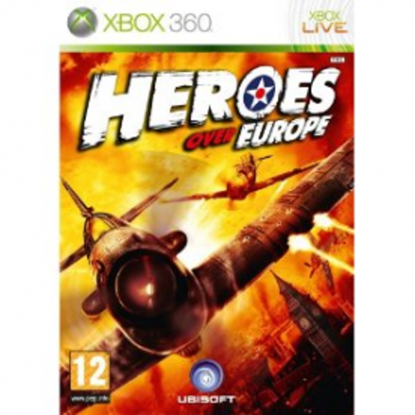 Heroes Over Europe Game Xbox 360