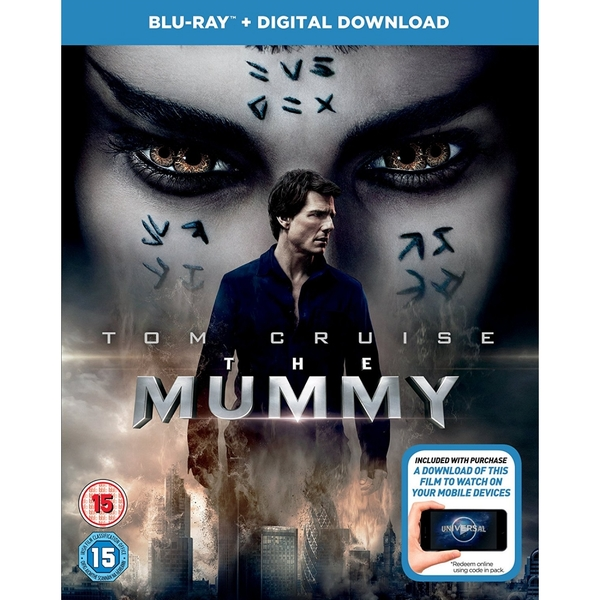 The Mummy (2017) Blu-ray