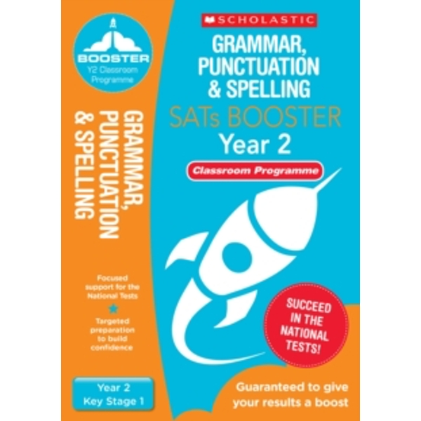Grammar, Punctuation & Spelling Pack (Year 2) Classroom Programme