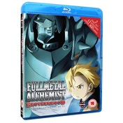 Fullmetal Alchemist Brotherhood Four Episodes 40-52 Blu-ray