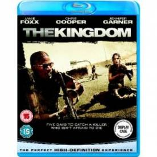 The Kingdom Blu-Ray - Image 1