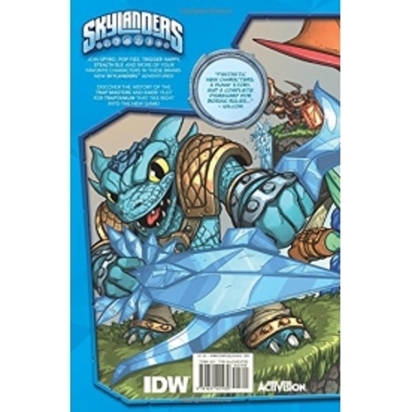 Skylanders The Kaos Trap Hardcover - Image 2
