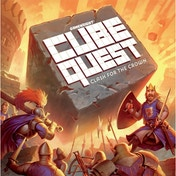 Gamewright Cube Quest Board Game